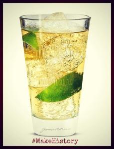 Jim Beam honey & lemon