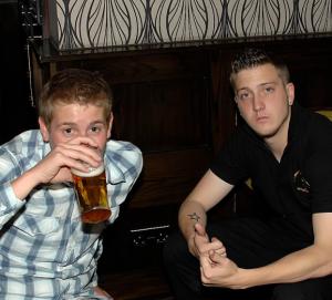 Carling mates