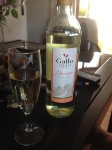 Gallo wine