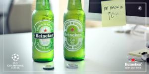 Heineken 2nd leg