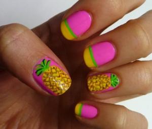Malibu nails