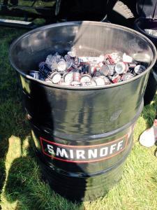 Smirnoff bathfest