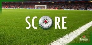 Heineken score