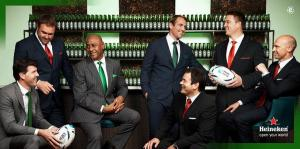 Heineken world cup rugby