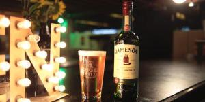 Jameson angel beer