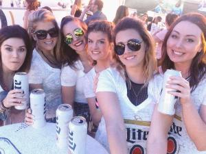 Miller Lite women