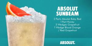 absolut sunbeam