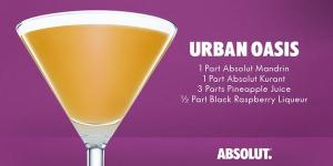 absolut urban