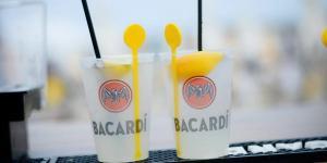 bacardi mix