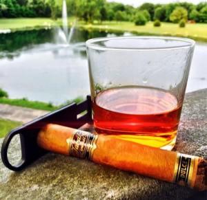 Buff & cigar