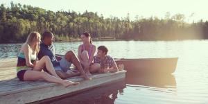 Leinies canoe