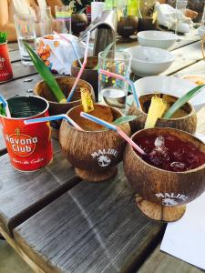 Malibu colada day