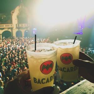 Bacardi after party