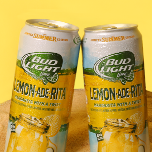 Bud lemonade