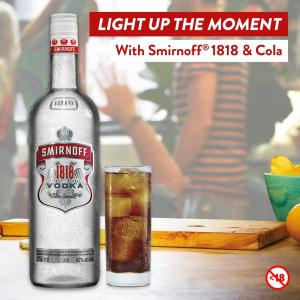 smirnoff 1818