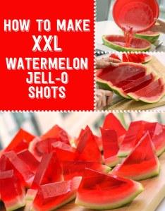 Smnoff jello melon