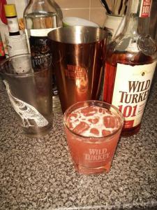 Wild turk 50%