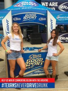 bud light texans