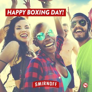 smnoff boxing day
