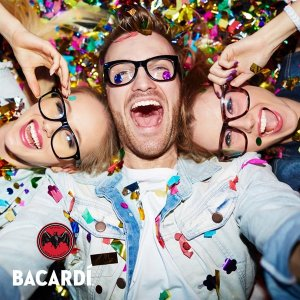 bacardi live the party tw jan 16