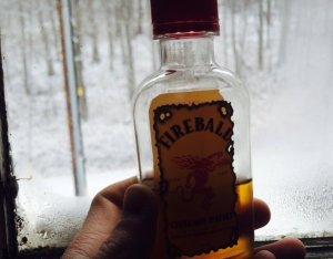 fire ball winter tw jan 16