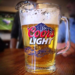 coors light pitcher tw 21616