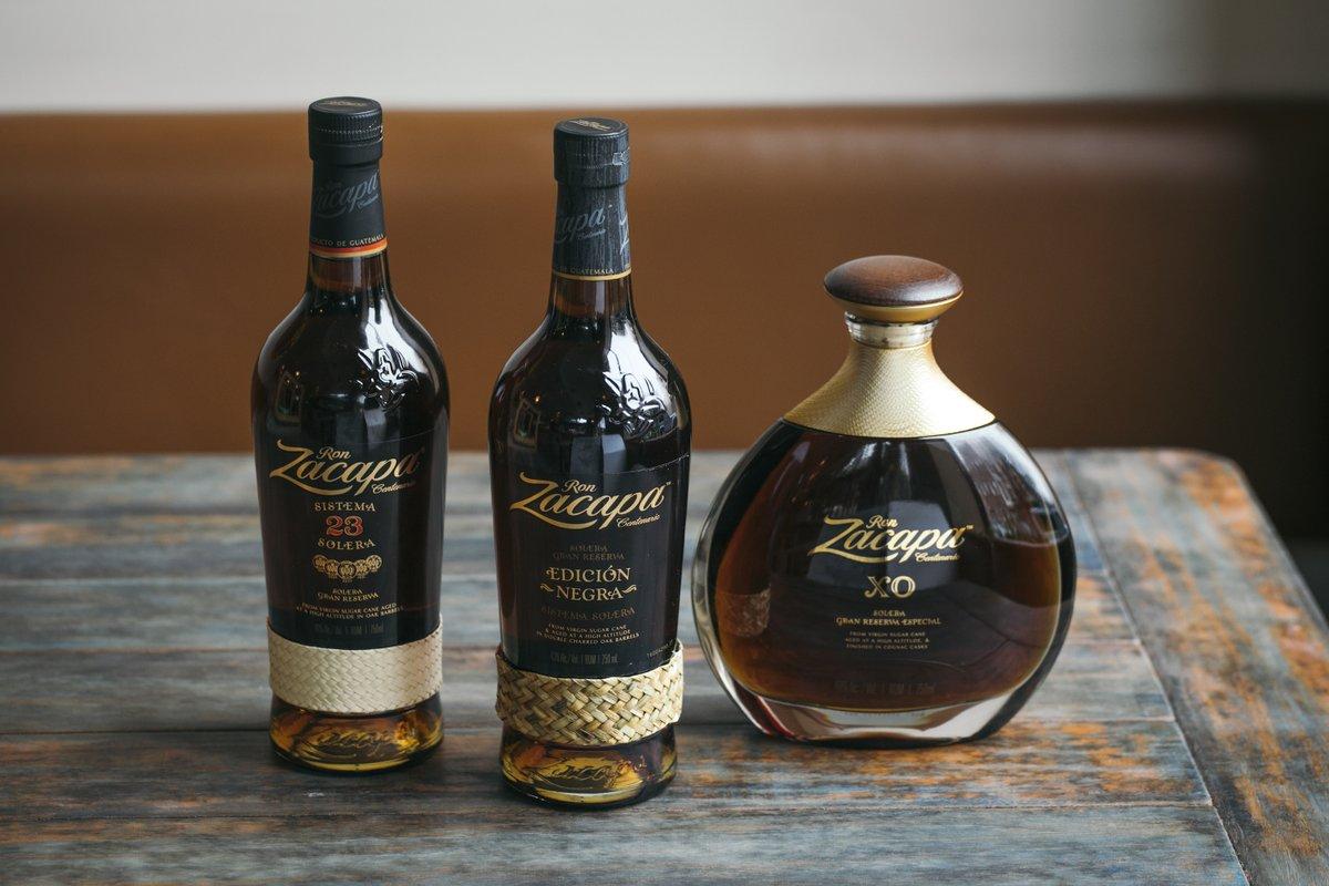 zacapa rum savour
