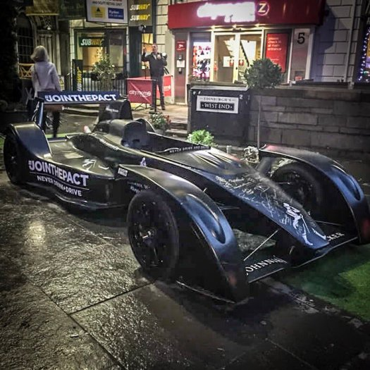 diageo batmobile