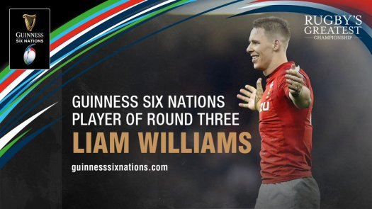 guinness liam williams