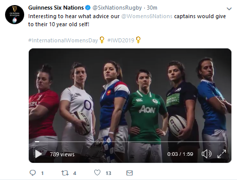 guinness women captains