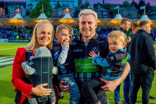 guinness stuart hogg and family