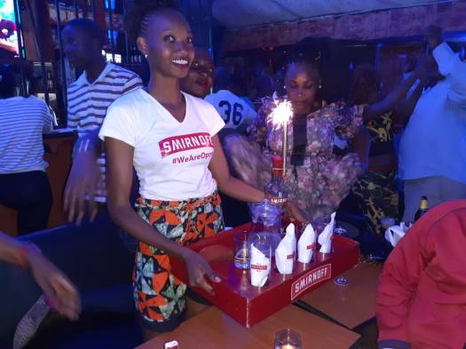 smirnoff kenya brisk marketing