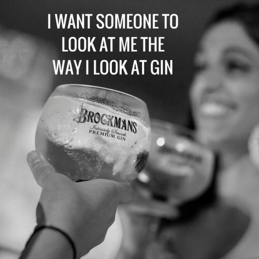 brockmans love gin