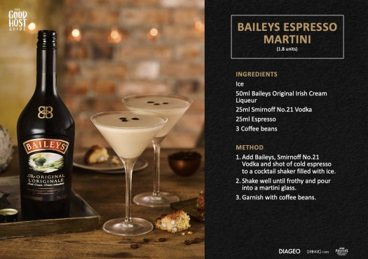 diageo us baileys espresso martini