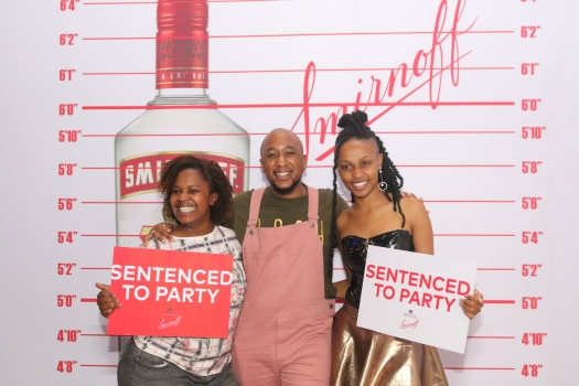 smirnoff kenya sentenced to party