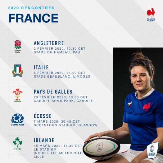 france women captain
