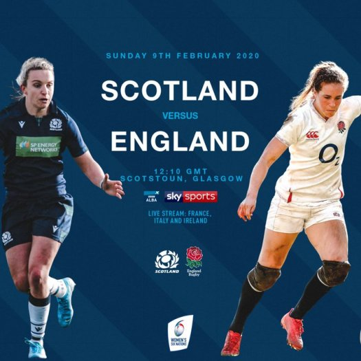 guinness scotland england women