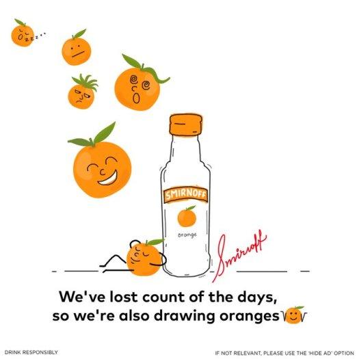 smirnoff india orange