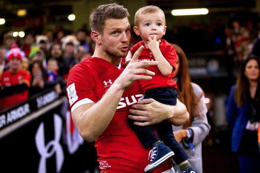 guinness dan biggar and his baby