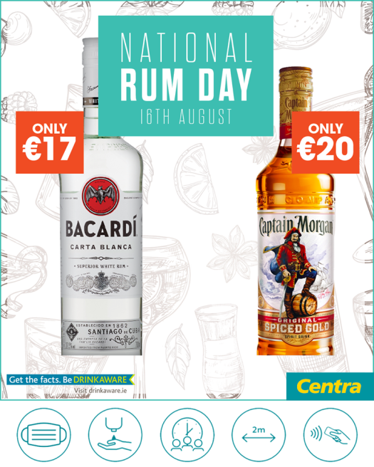 centra national rum day 2020