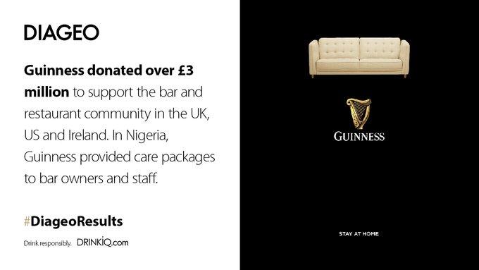 diageo 3 million for bar staff