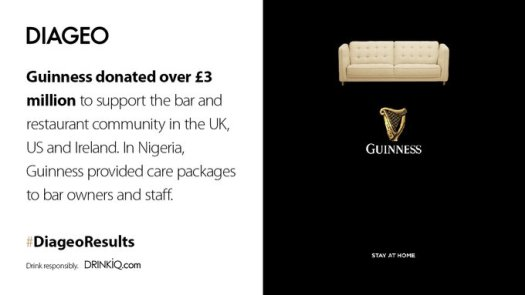 diageo 3 million for bar staff