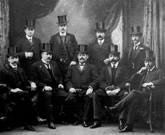 diageo men 100 years