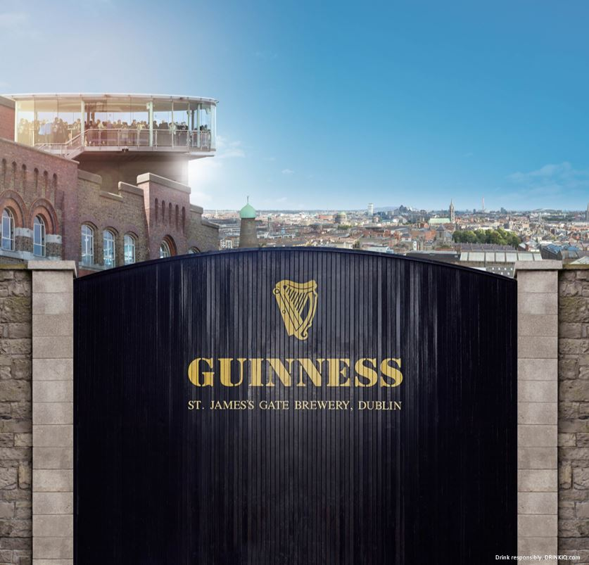 guinness gate drinkiq