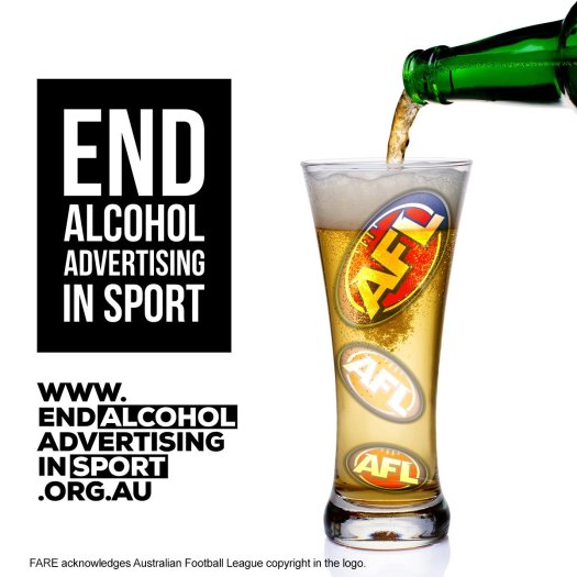 end alcohol in sport